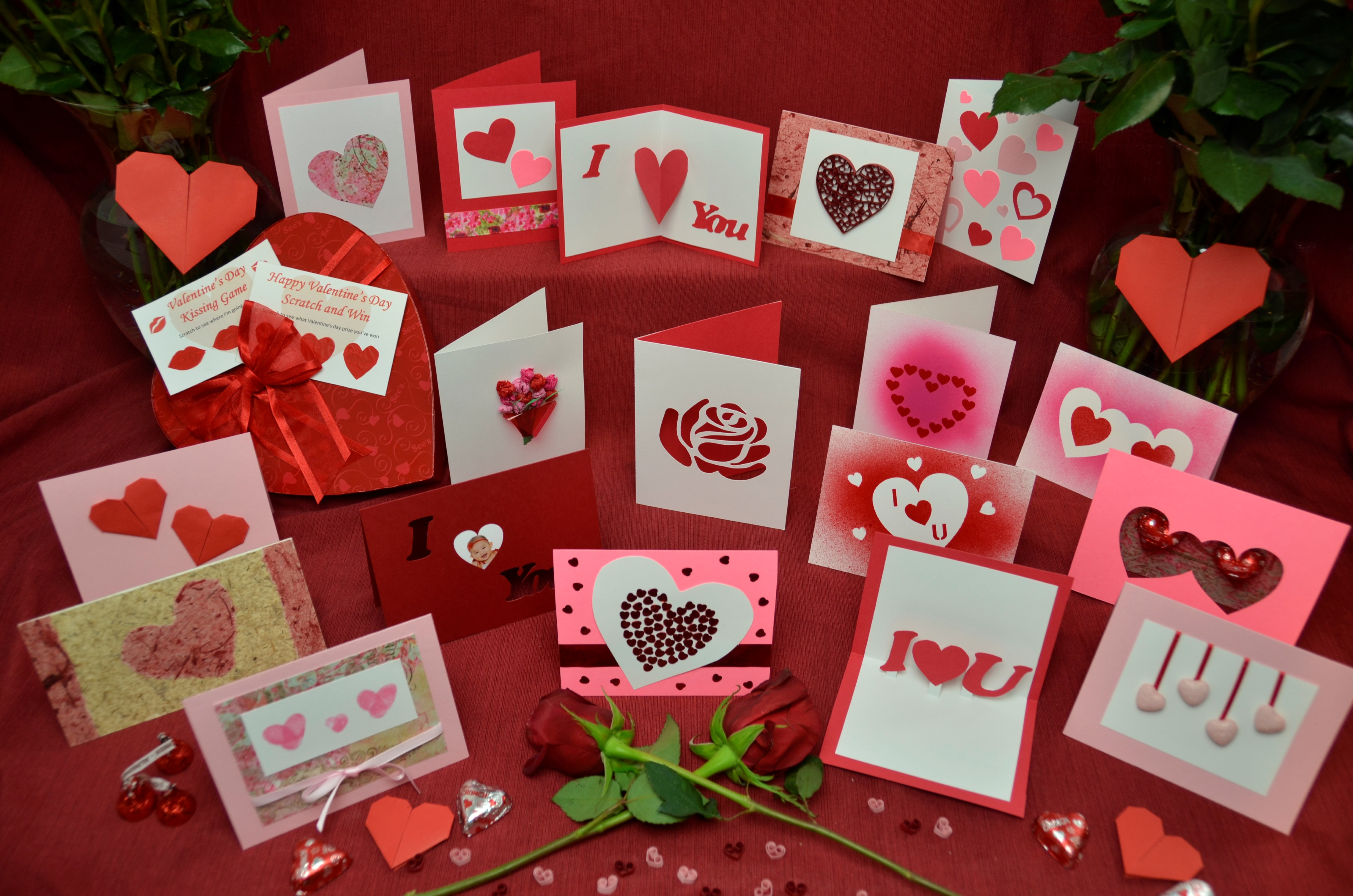 Storing 150 Million Valentines Day Cards