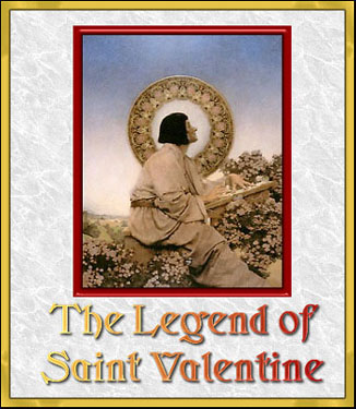 i checked it out and found that the history of saint valentines day is shrouded in mystery who was saint valentine and how did he become associated with