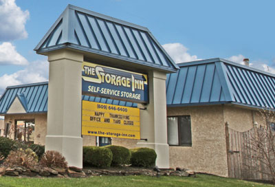 The Storage Inn Egg Harbor Township NJ office building.
