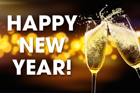 The Storage Inn latest blog post wishes everyone a Happy New Year 2021